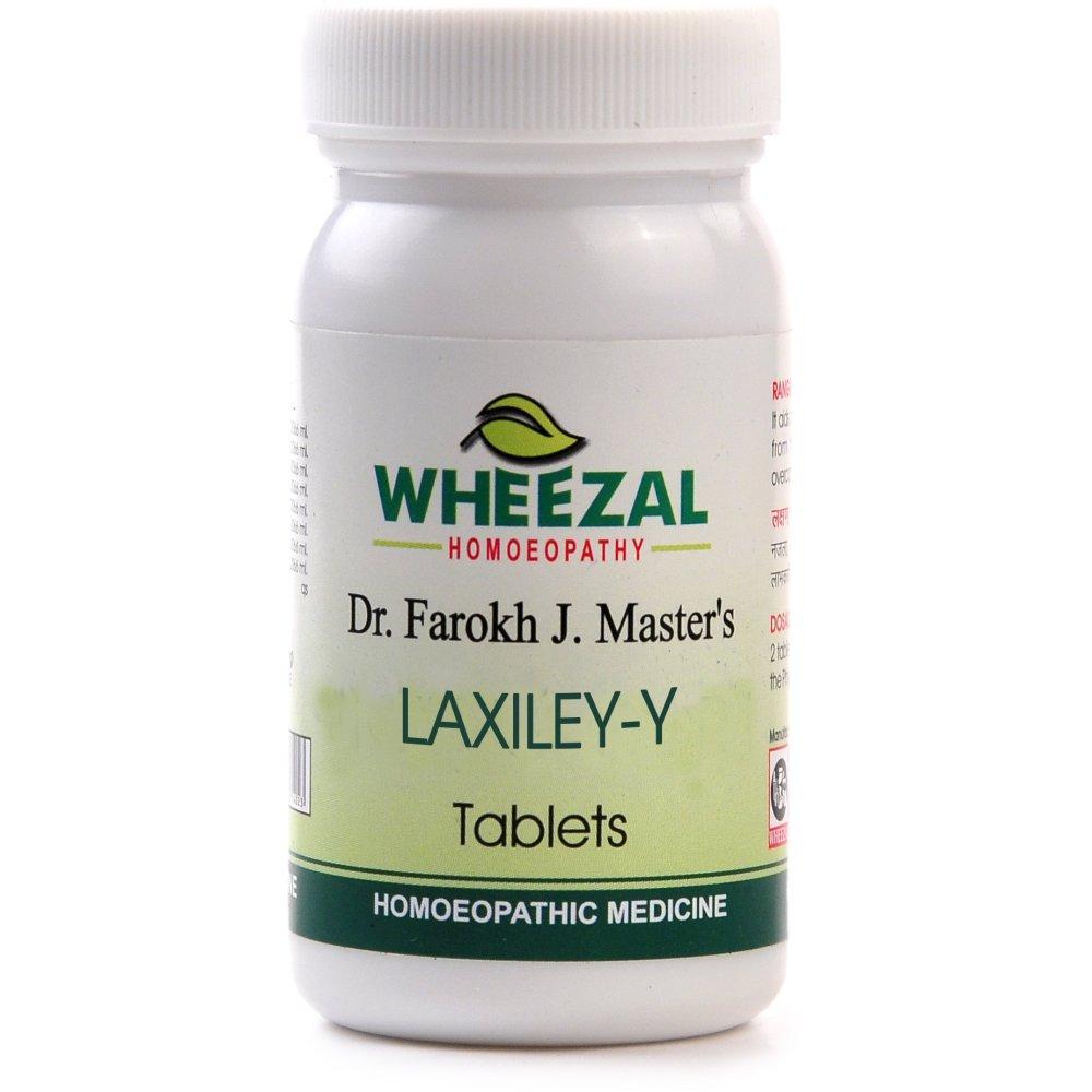 Wheezal Laxiley-Y Tablets 75tab