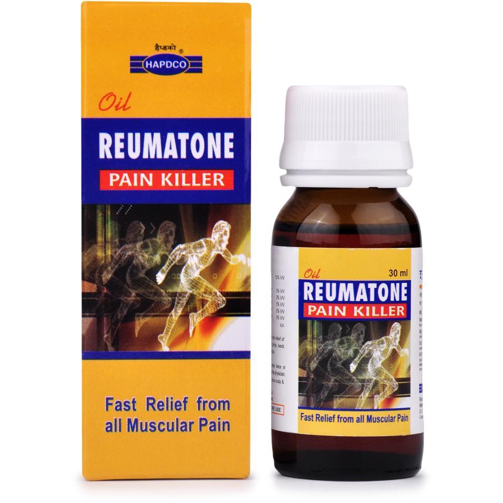 Hapdco Reumatone Oil 30ml