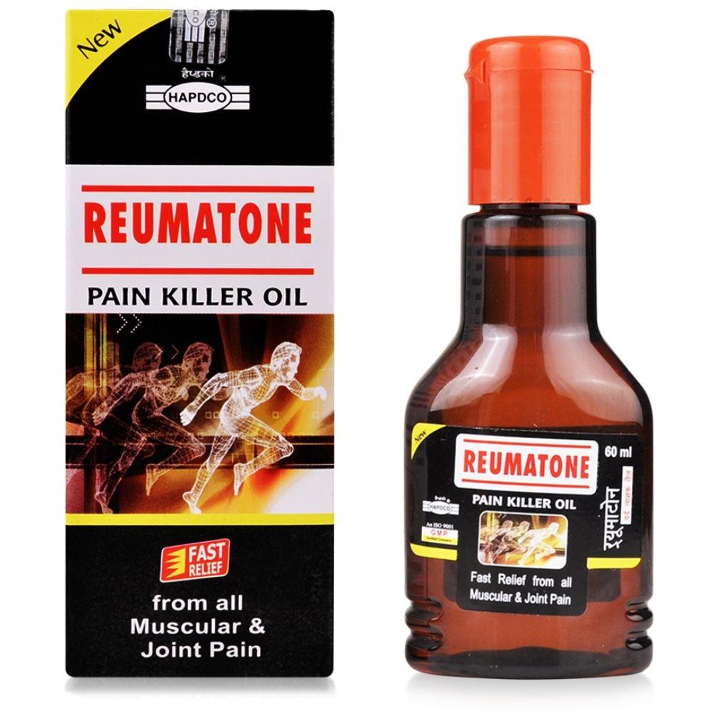 Hapdco Reumatone Oil 60ml