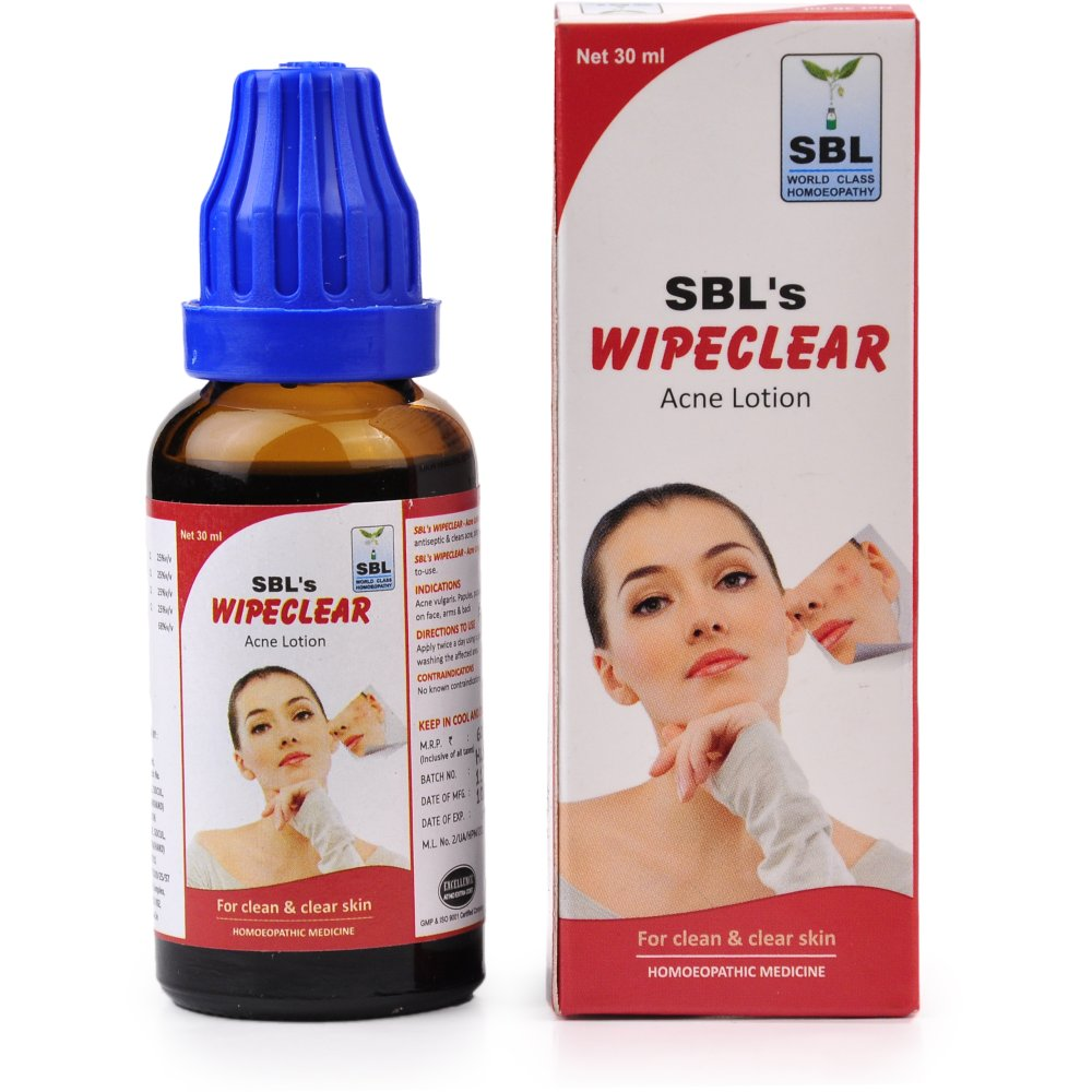 SBL Wipeclear Acne Lotion 30ml