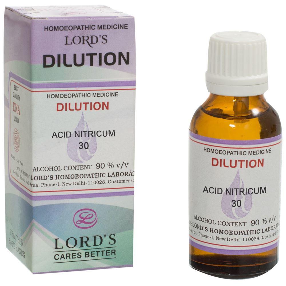 Lords Acid Nitricum 30 CH 30ml