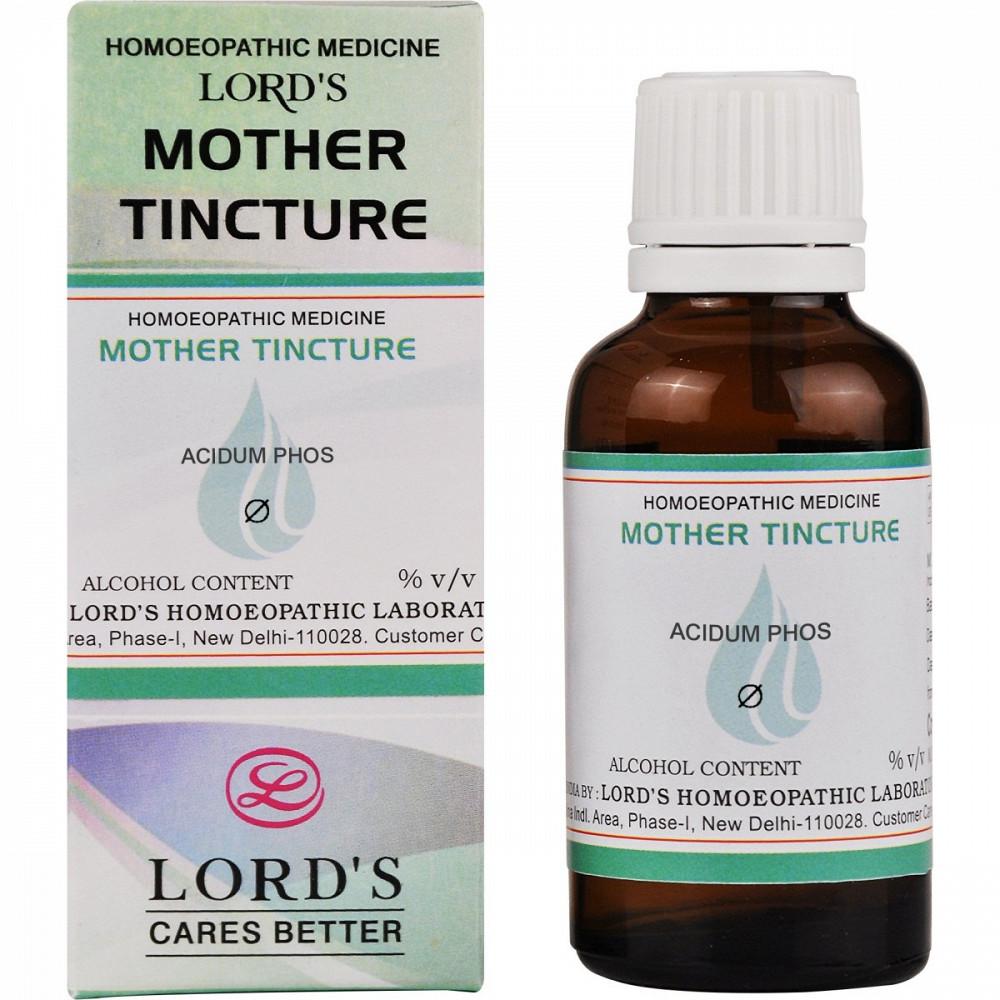Lords Acidum Phos  1X Q 30ml
