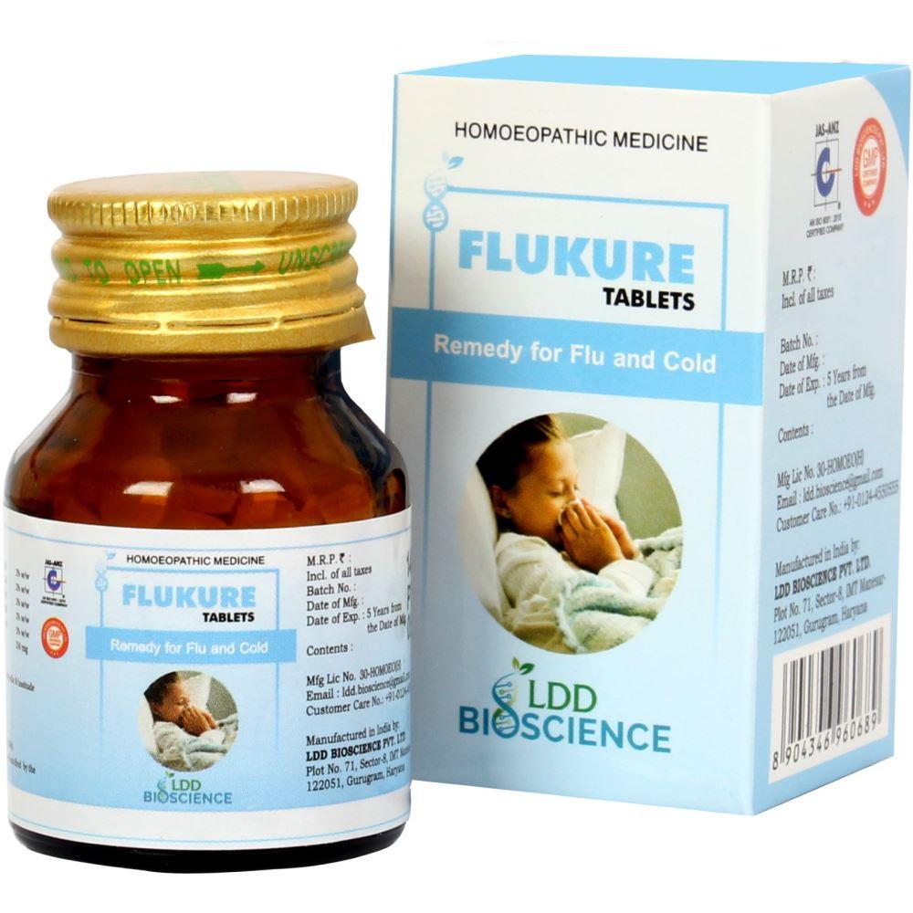 LDD Bioscience Flukure Tablet 25g