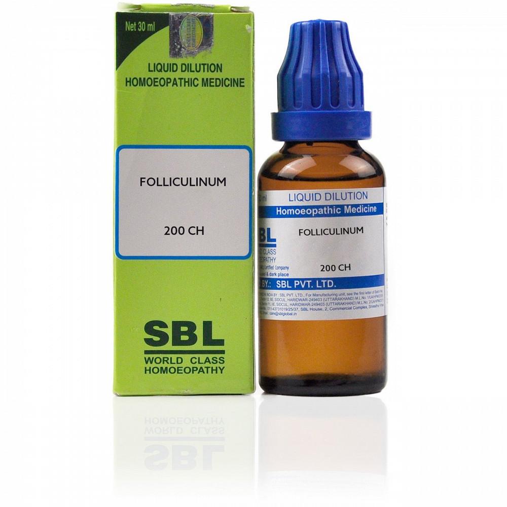SBL Folliculinum 200 CH 30ml
