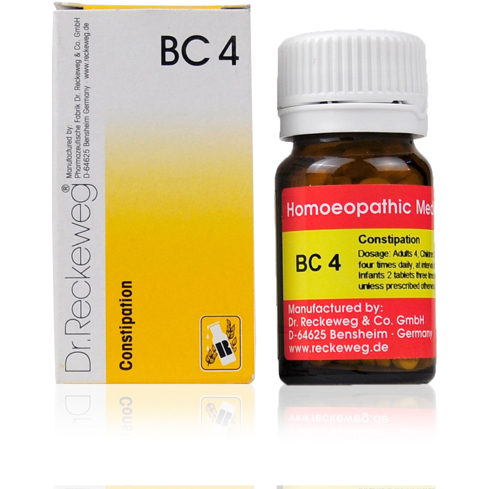 Dr. Reckeweg Bio Combination 4 20g
