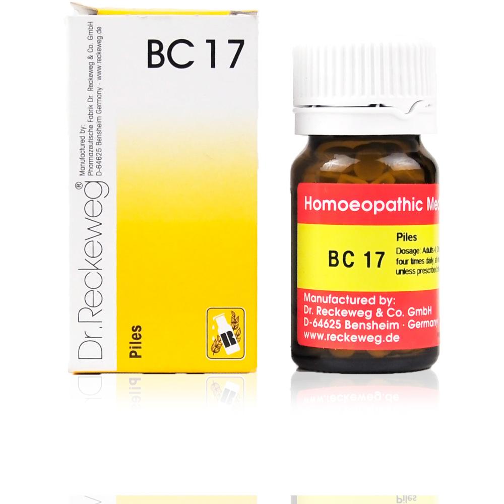 Dr. Reckeweg Bio Combination 17 20g