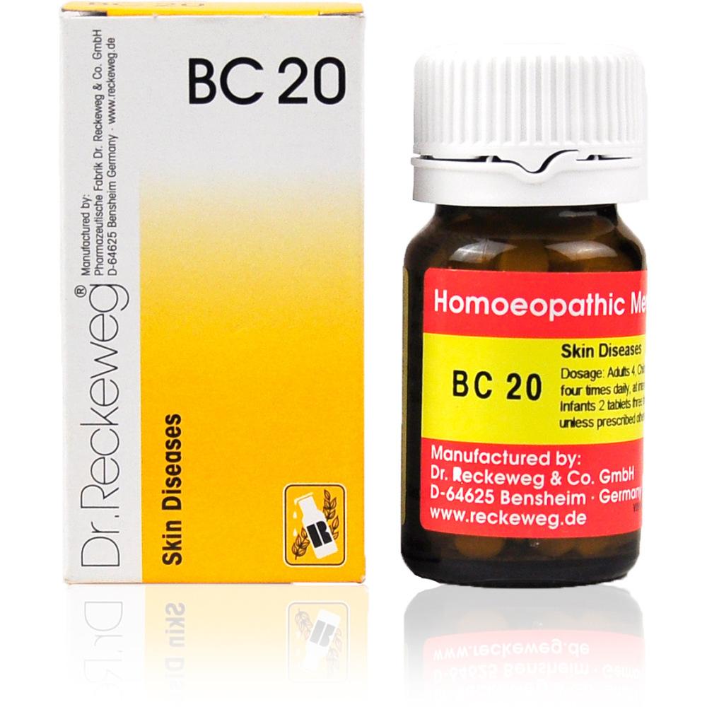 Dr. Reckeweg Bio Combination 20 20g