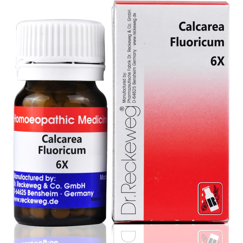 Dr. Reckeweg Calcarea Fluoricum 6X 20g