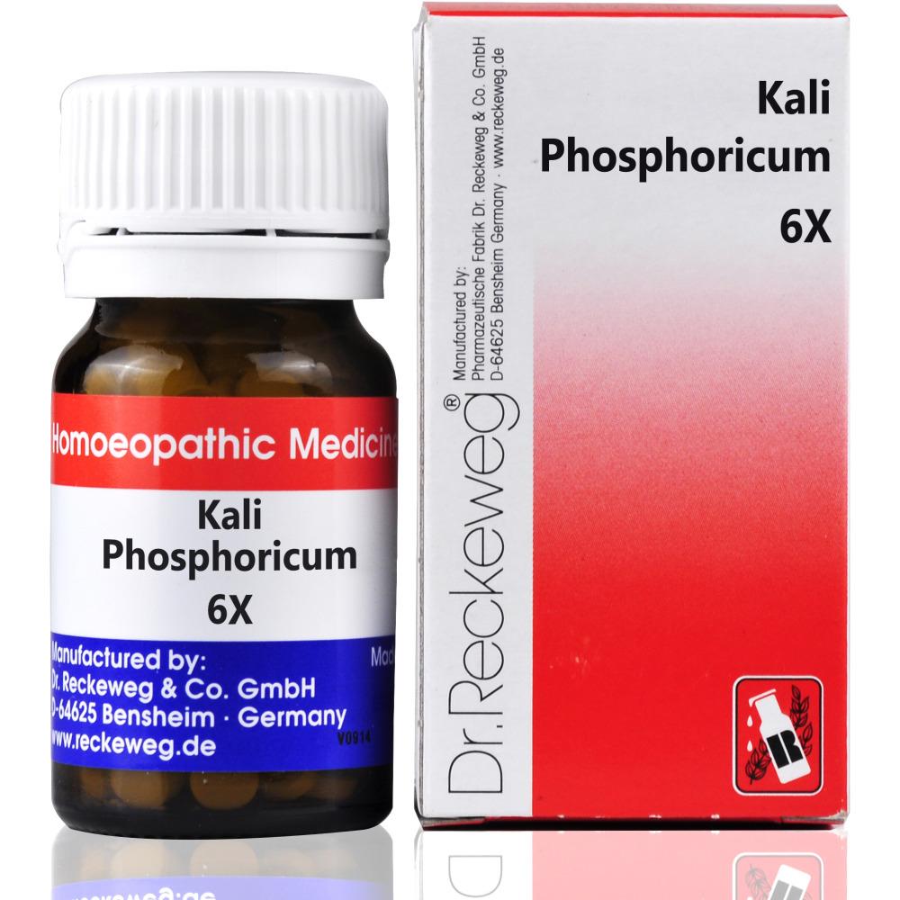 Dr. Reckeweg Kali Phosphoricum 6X 20g