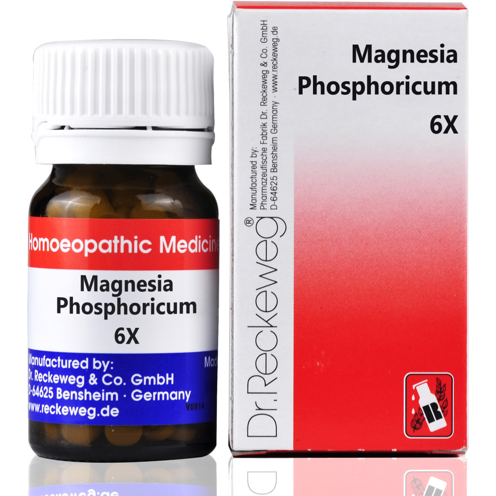 Dr. Reckeweg Magnesia Phosphoricum 6X 20g