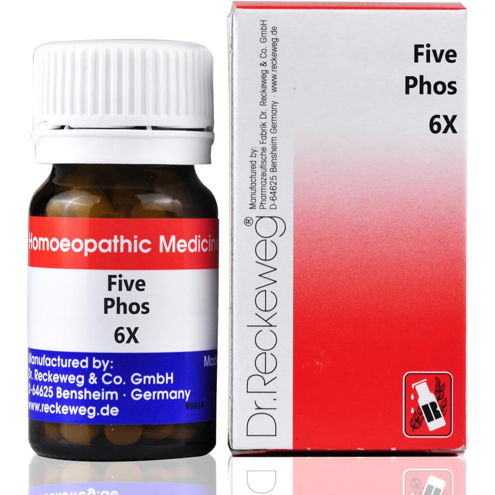 Dr. Reckeweg Five Phos 6X 20g