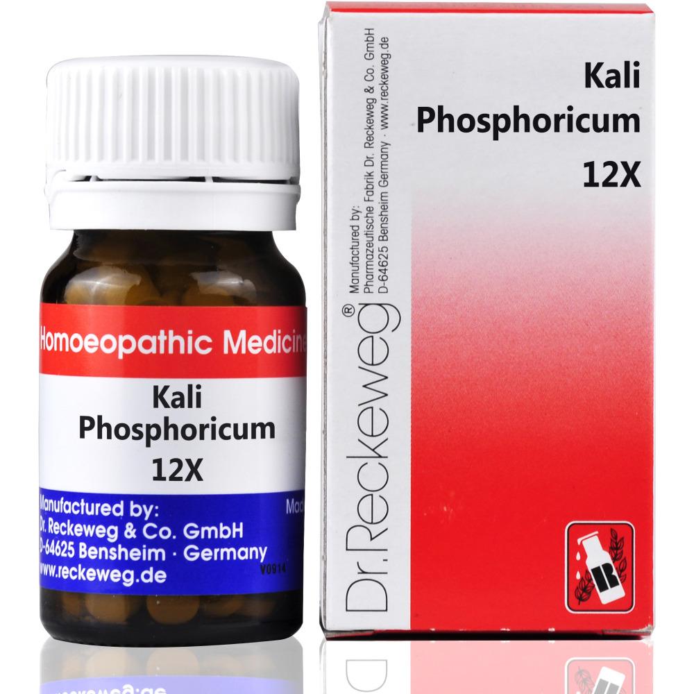Dr. Reckeweg Kali Phosphoricum 12X 20g