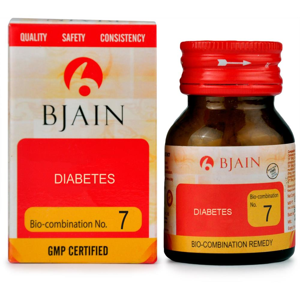 B Jain Bio Combination No 7 25g