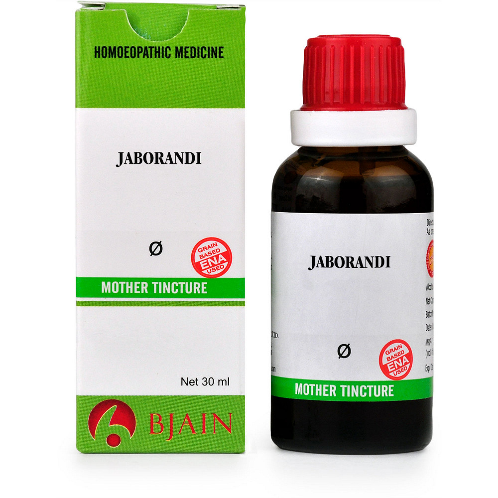 B Jain Jaborandi 1X Q 30ml