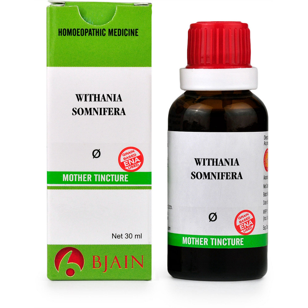 B Jain Withania Somnifera 1X Q 30ml