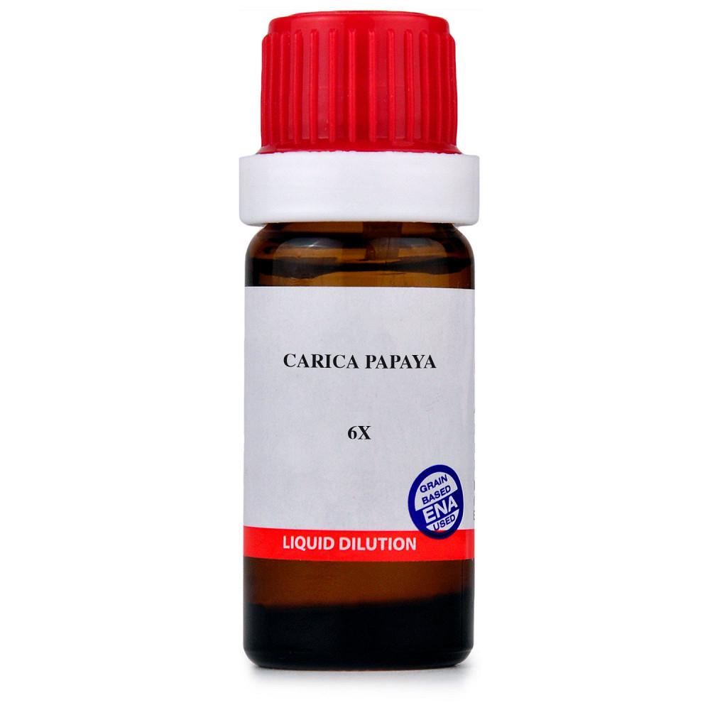 B Jain Carica Papaya 6X 10ml