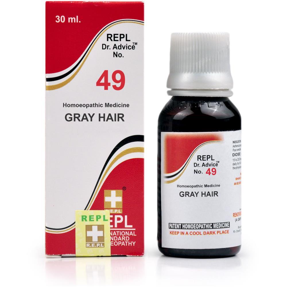 REPL Dr. Advice No 49 Gray Hair 30ml