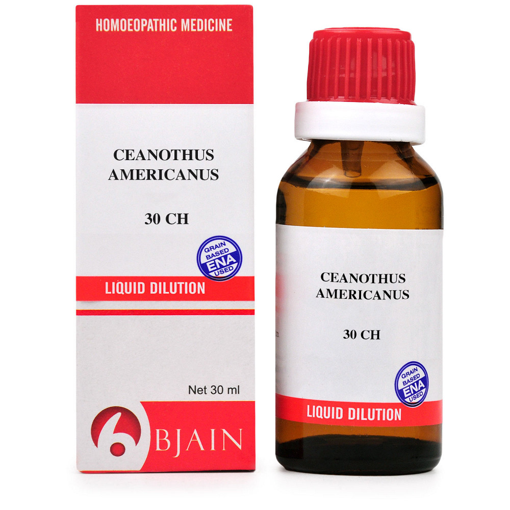B Jain Ceanothus Americanus 30 CH 30ml