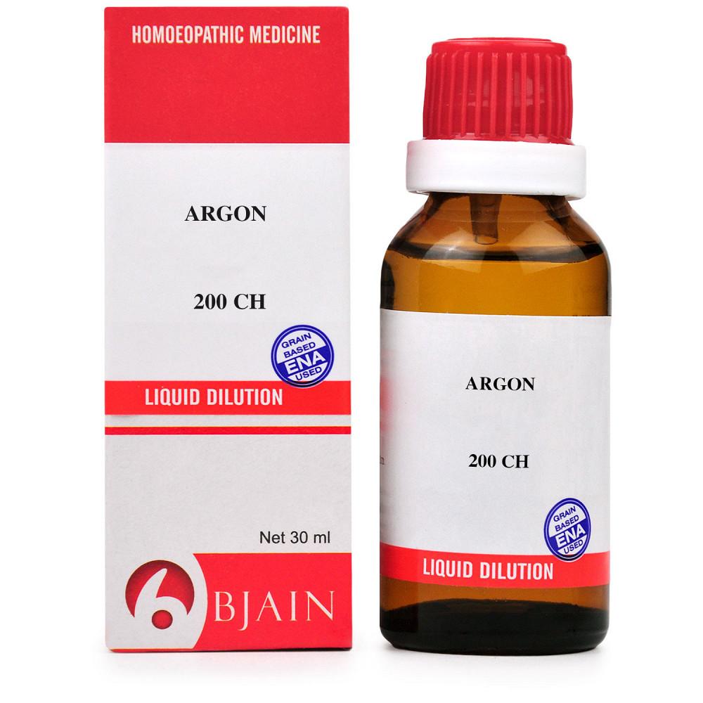 B Jain Argon 200 CH 30ml