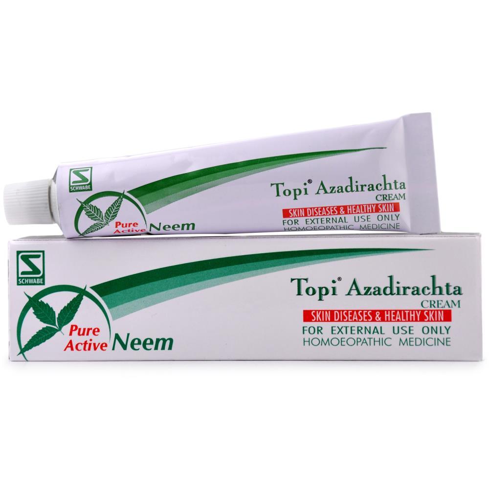 Willmar Schwabe India Topi Azadirachta Cream 25g