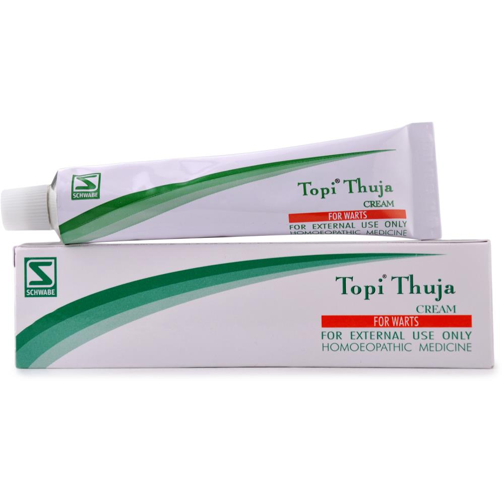 Willmar Schwabe India Topi Thuja Cream 25g