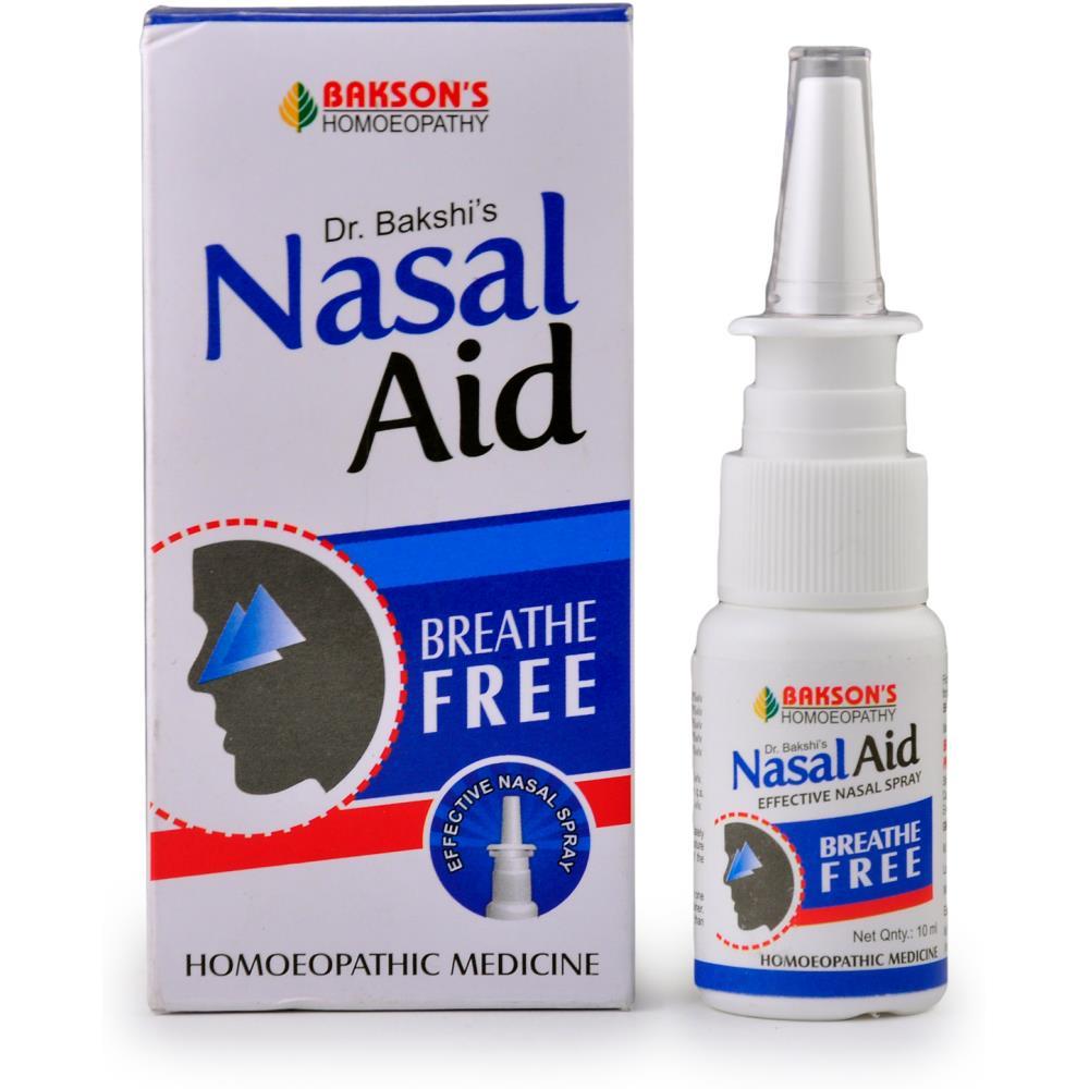 Bakson Nasal Aid Spray 10ml