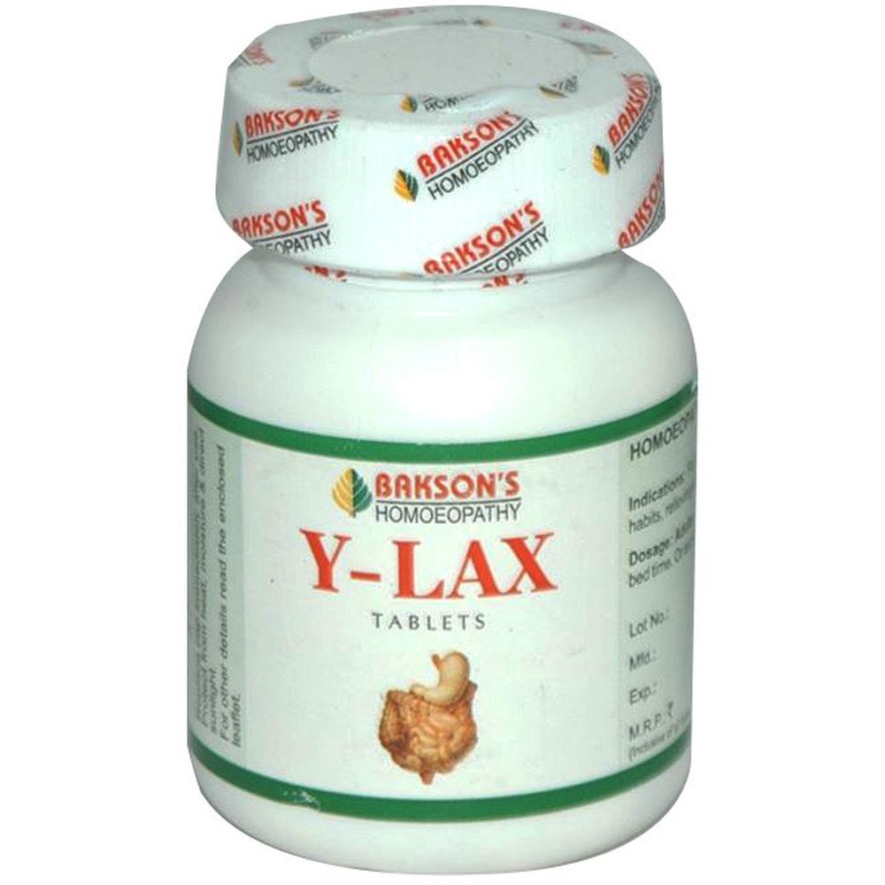 Bakson Y Lax Tablets 150tab
