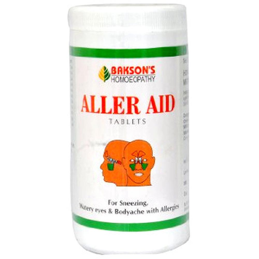 Bakson Aller Aid Tablets 200tab
