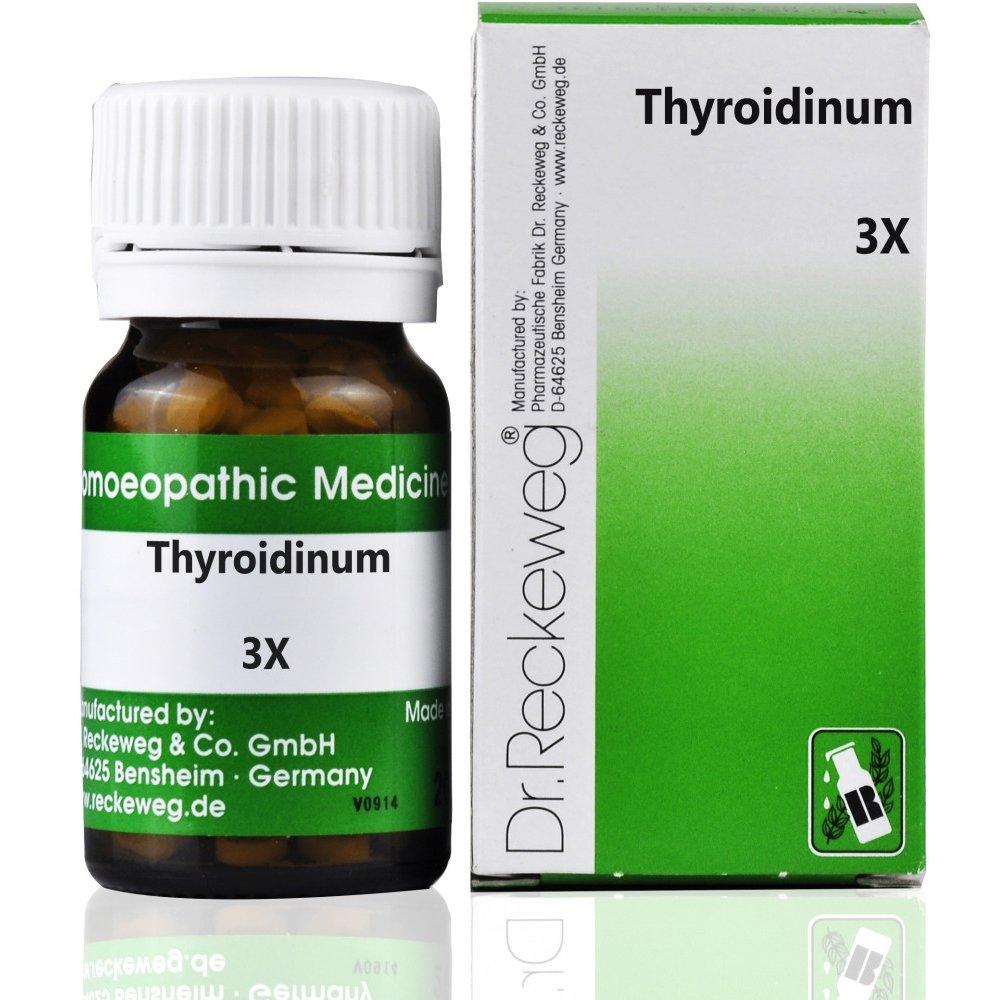 Dr. Reckeweg Thyroidinum 3X 20g