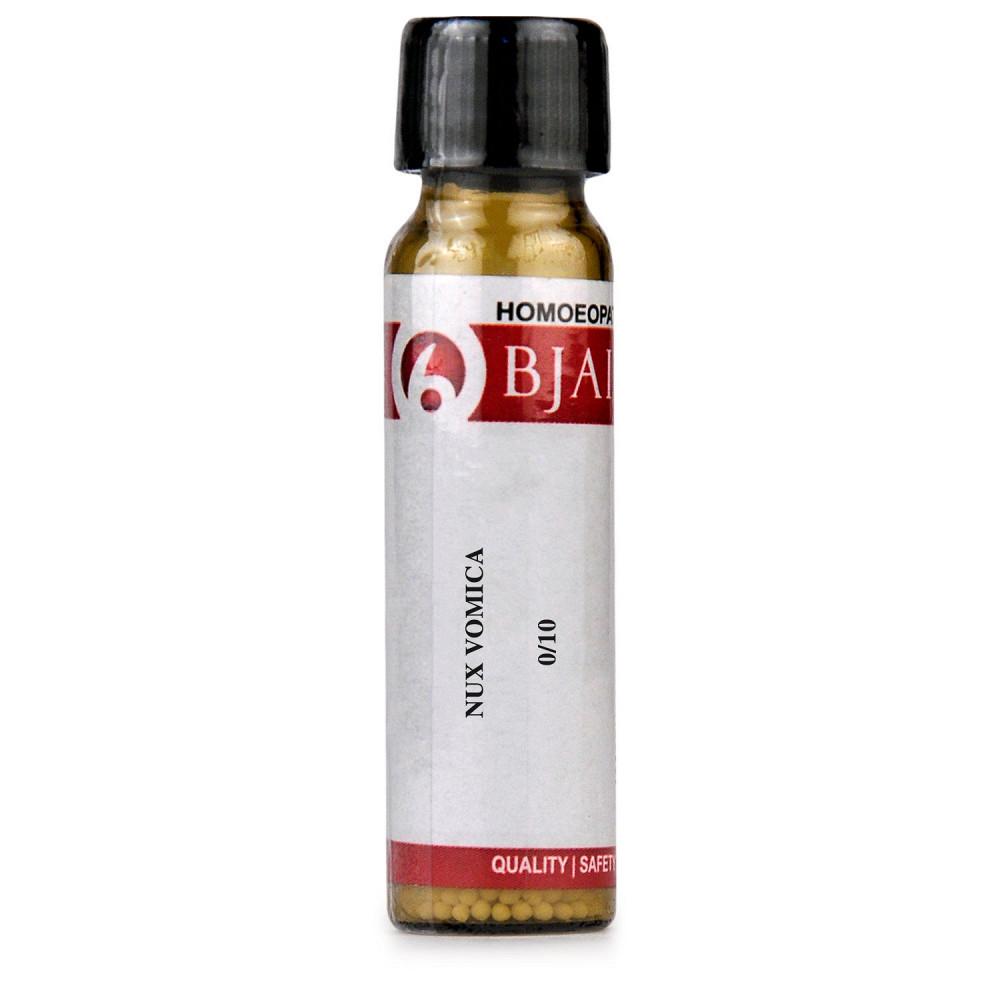 B Jain Nux Vomica LM 0/10 6g