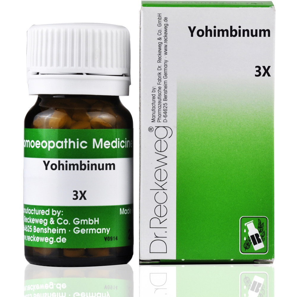 Dr. Reckeweg Yohimbinum 3X 20g
