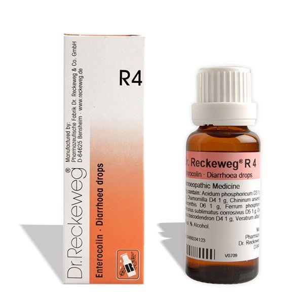 Dr. Reckeweg R4 Enterocolin 22ml