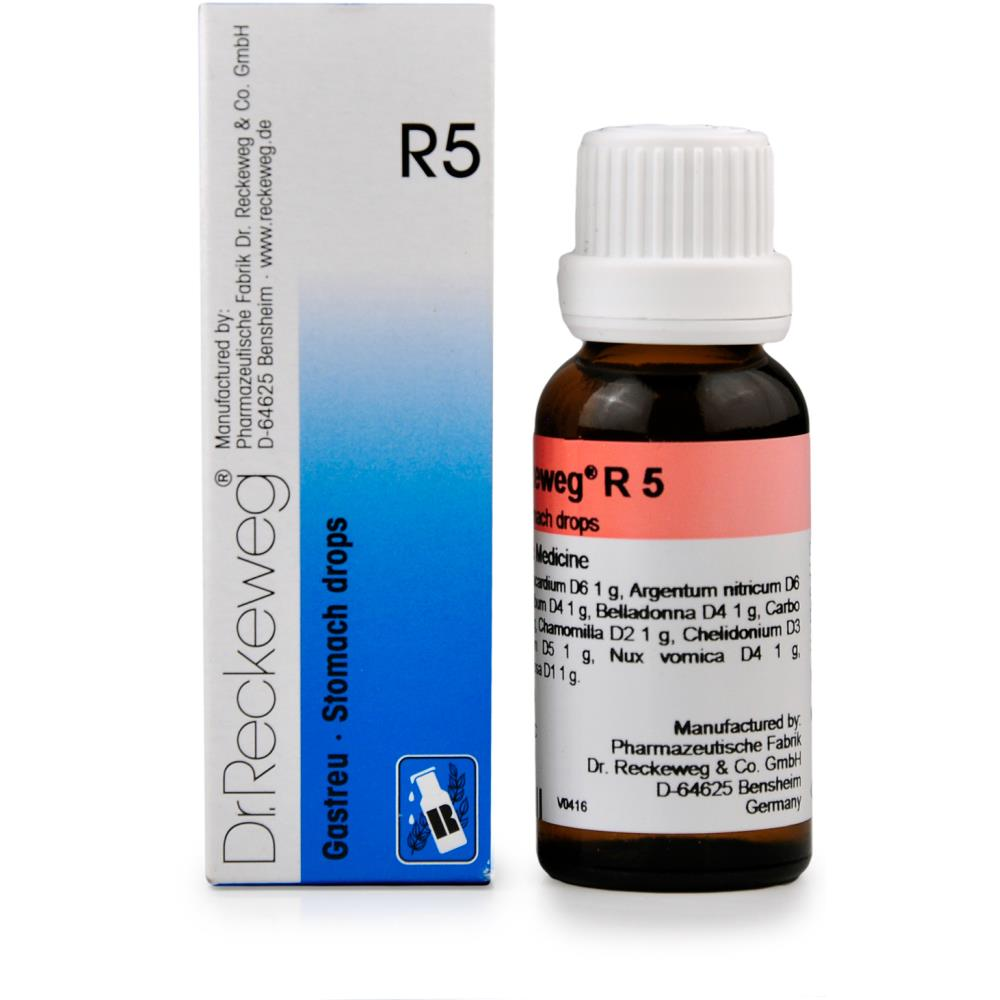 Dr. Reckeweg R5 Gastreu 22ml