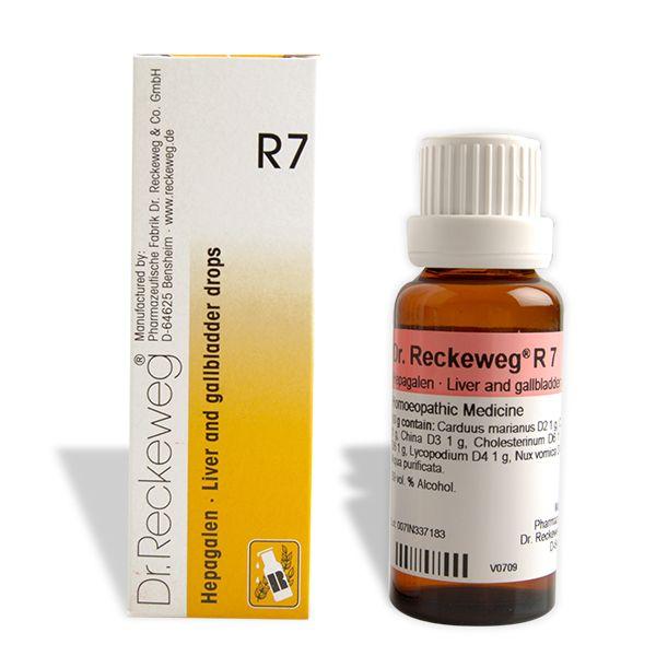 Dr. Reckeweg R7 Hepagalen 22ml