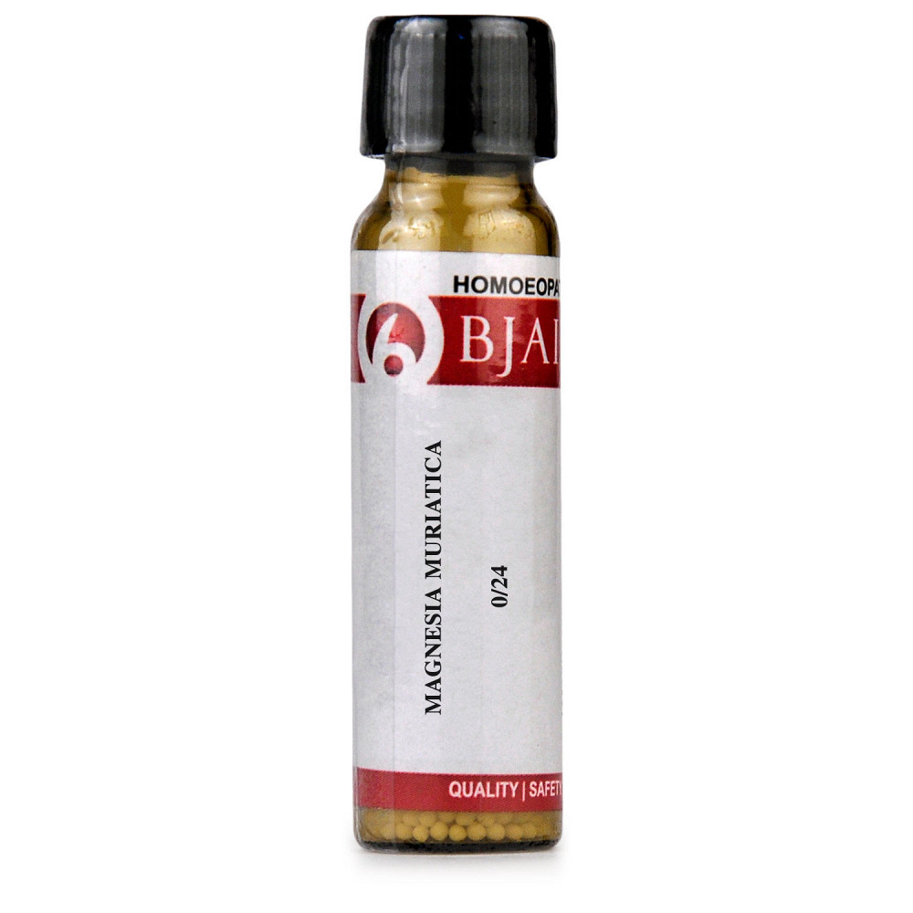 B Jain Magnesia Muriatica  LM 0/24 6g
