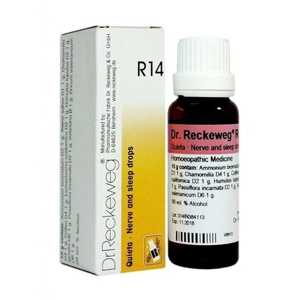 Dr. Reckeweg R14 Quieta 22ml