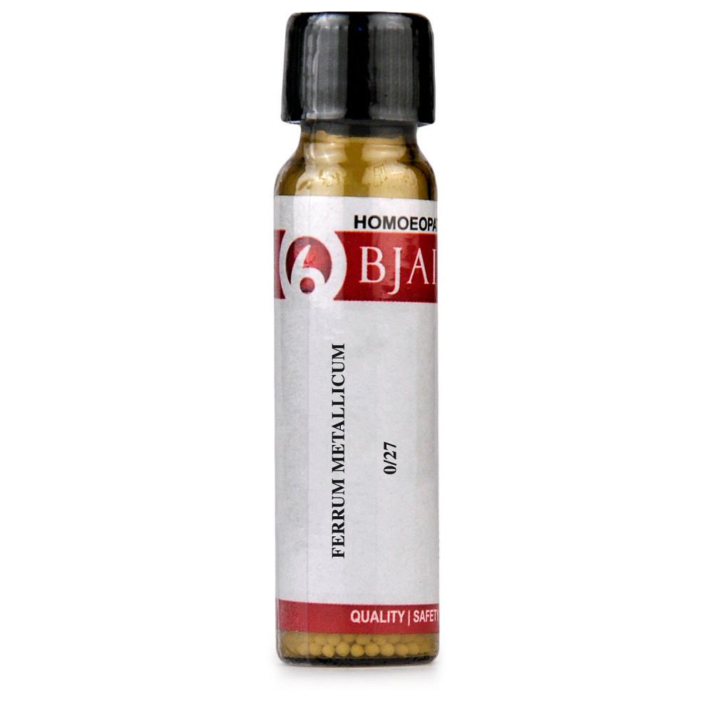 B Jain Ferrum Metallicum LM 0/27 6g