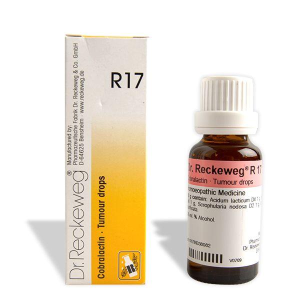 Dr. Reckeweg R17 Cobralactin 22ml