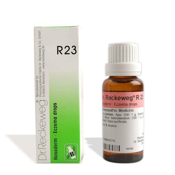 Dr. Reckeweg R23 Nosoderm 22ml
