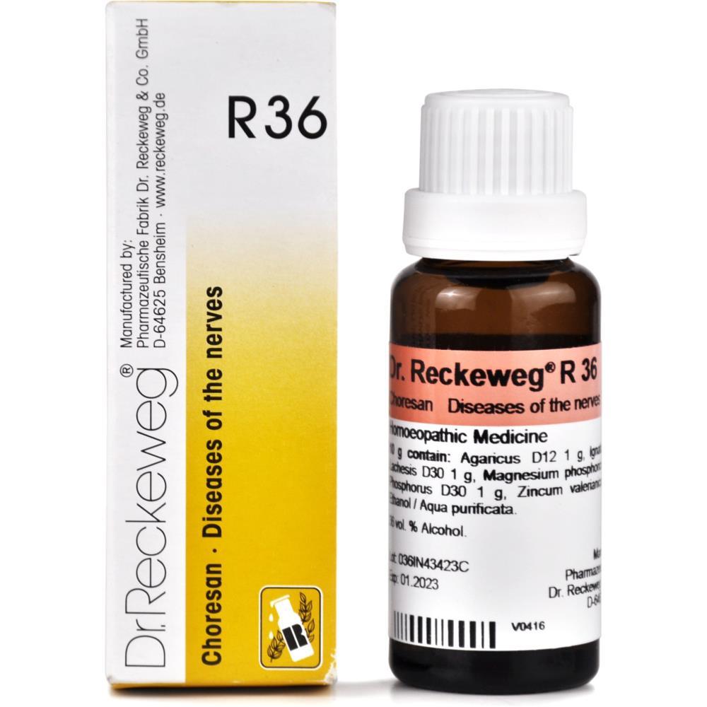 Dr. Reckeweg R36 Choresan 22ml