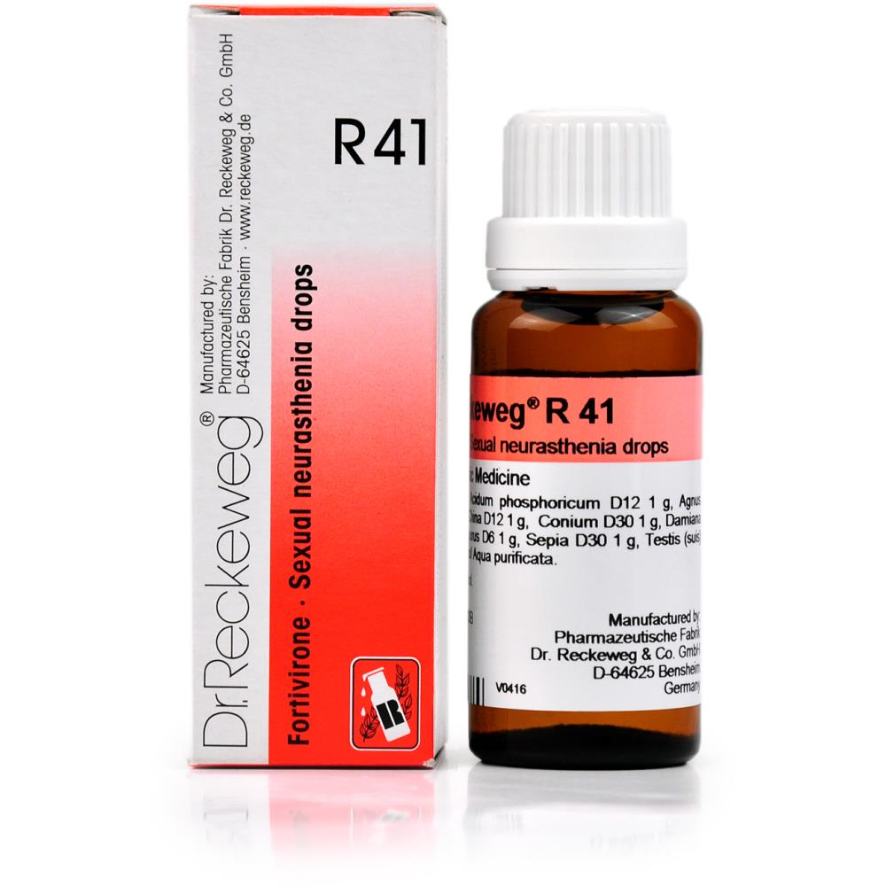 Dr. Reckeweg R41 Fortivirone 22ml