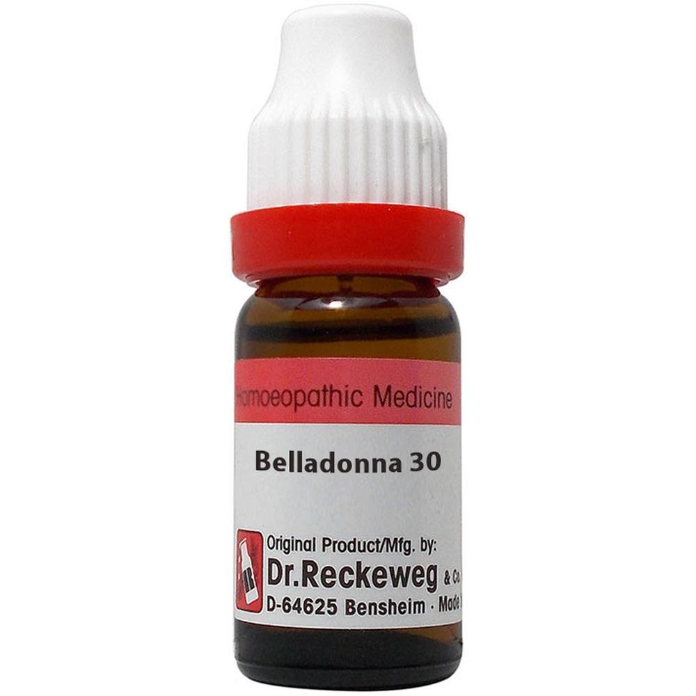 Dr. Reckeweg Belladonna 30 CH 11ml