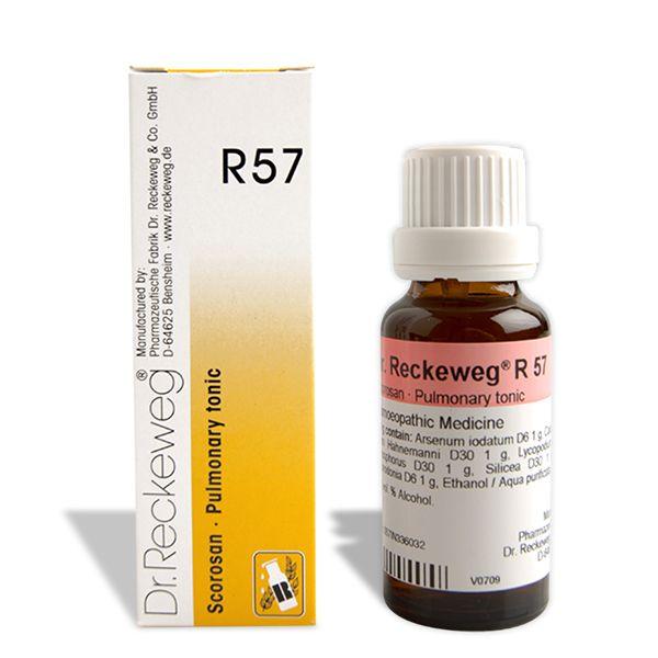 Dr. Reckeweg R57 Scorosan 22ml