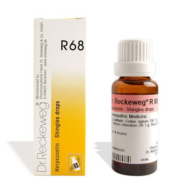 Dr. Reckeweg R68 Herpezostin 22ml