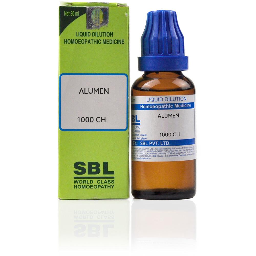 SBL Alumen 1M 1000 CH 30ml