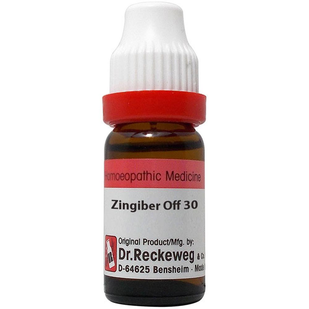 Dr. Reckeweg Zingiber Officinale 30 CH 11ml