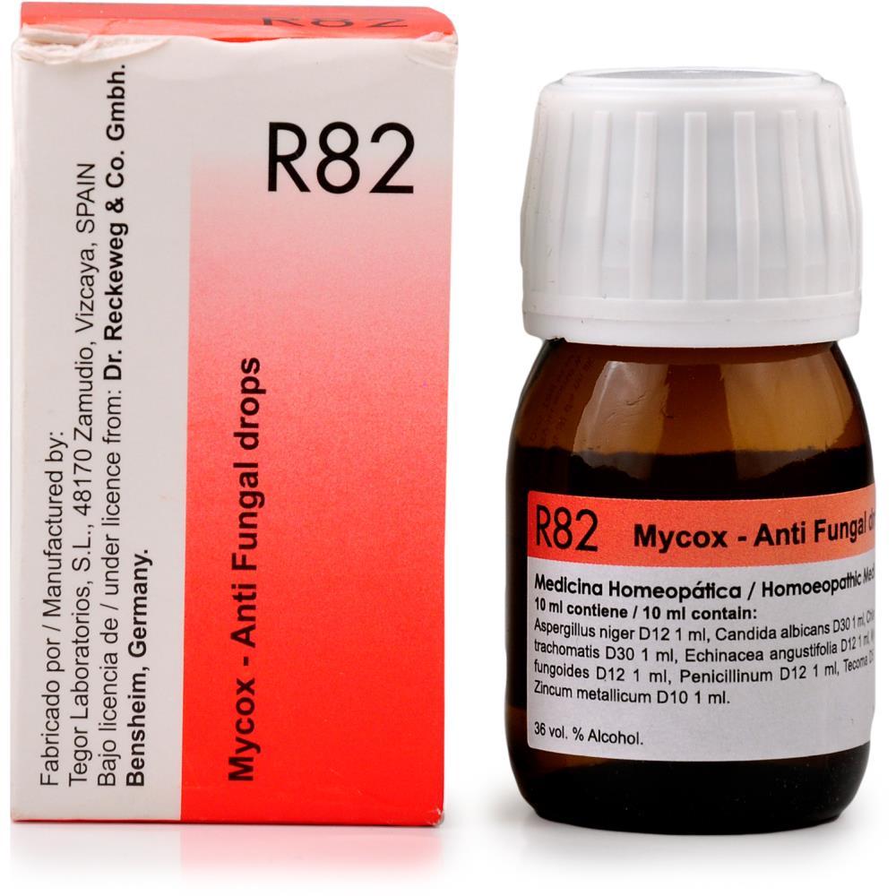 Dr. Reckeweg R82 Mycox 30ml