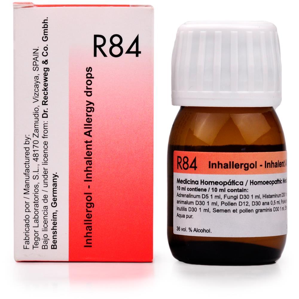 Dr. Reckeweg R84 Inhallergol 30ml