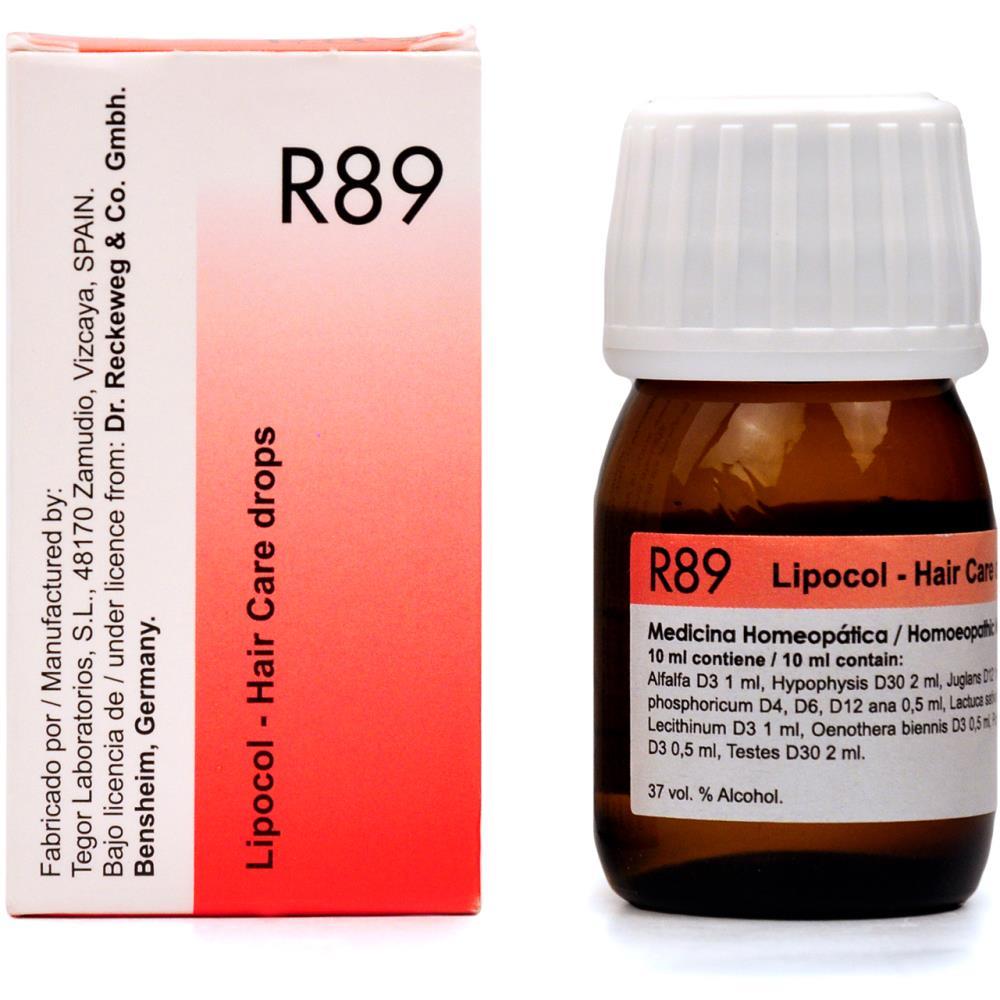 Dr. Reckeweg R89 Lipocol 30ml