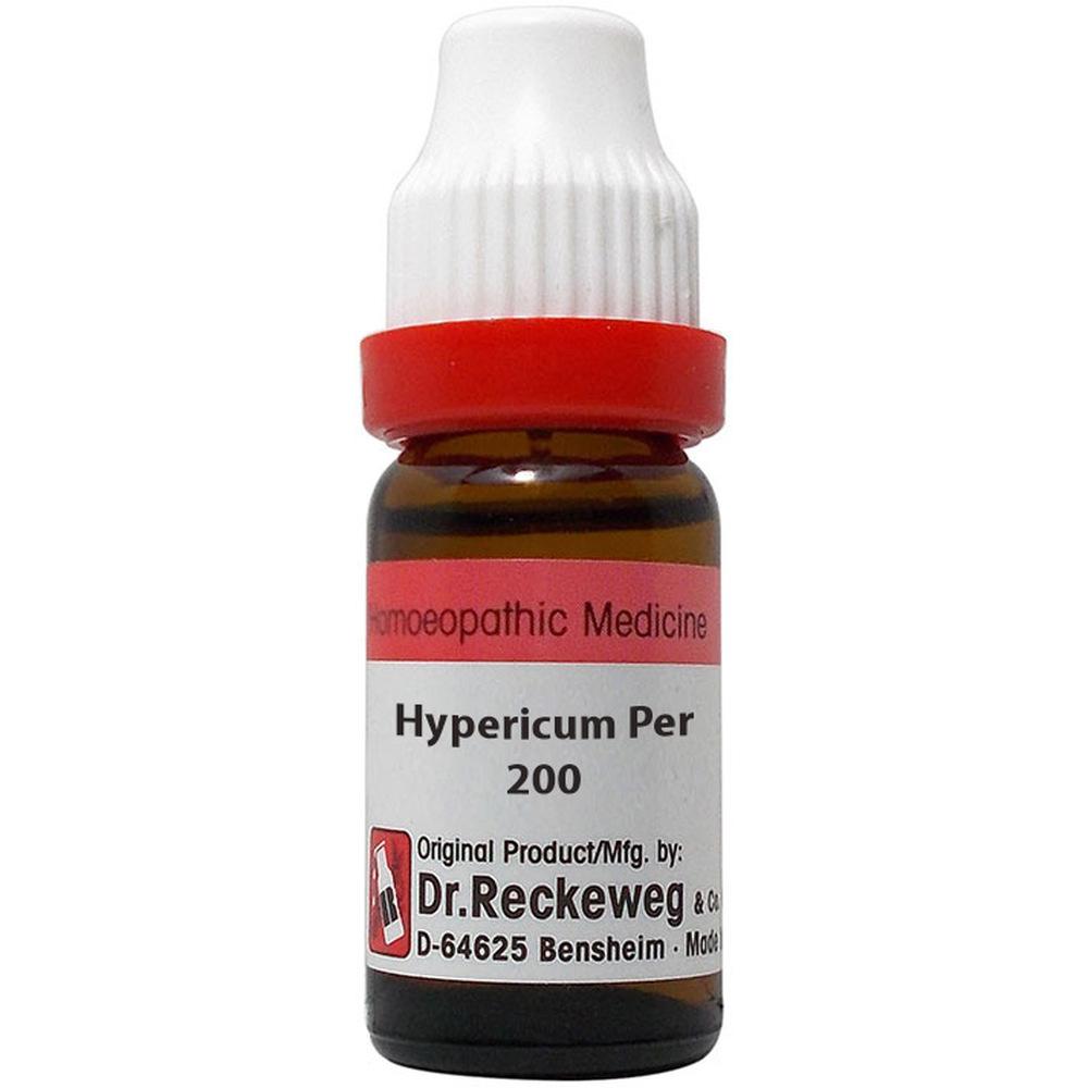 Dr. Reckeweg Hypericum Perforatum 200 CH 11ml